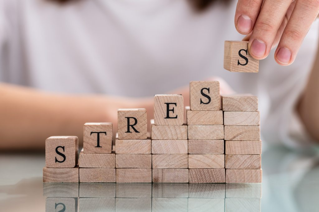 De stressmeter: van gezonde stress tot overspannenheid en burn-out